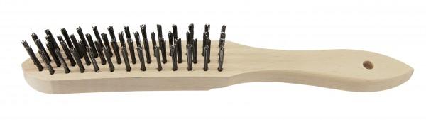 Handdrahtbürste rostfreier Stahl 651.004